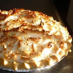 Coconut Cream Pie III