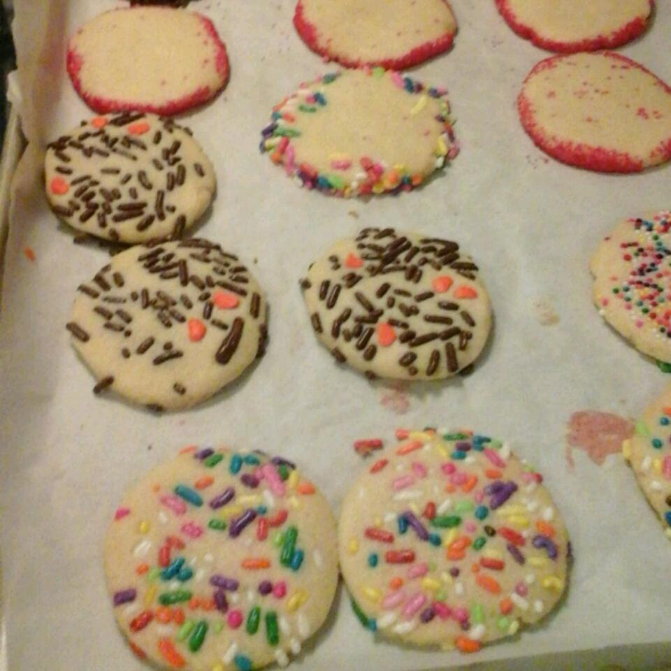 Sweet Butter Cookies Bernardino Otero