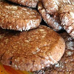 Brown Sugar Chocolate Crackle Cookies windband