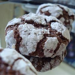 Chocolate Crinkles III cookiemonstar