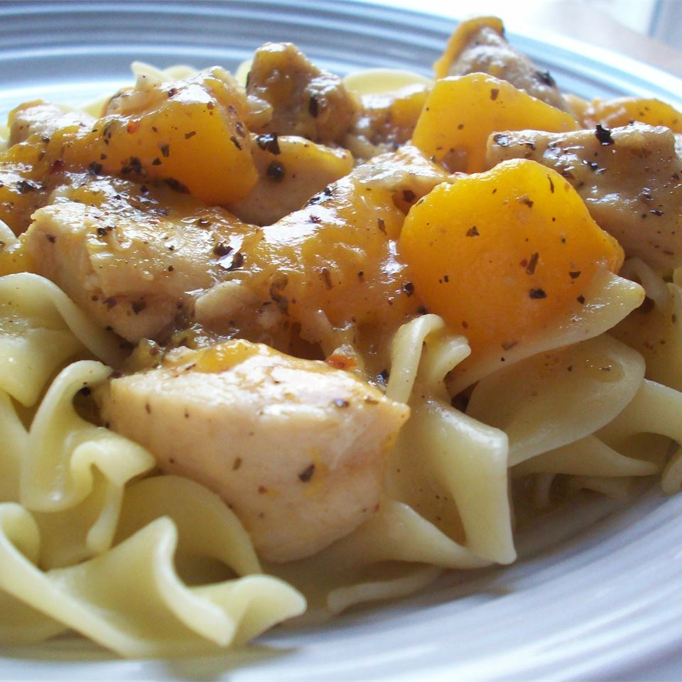 Byrdhouse Spicy Chicken and Peaches SunnyByrd