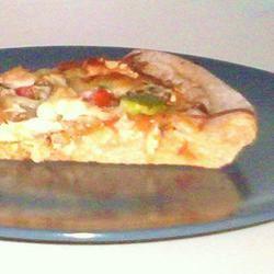 Amazing Whole Wheat Pizza Crust ONIOND