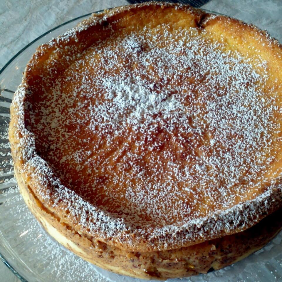 Chef John's Ricotta Pie Graysonchrissy