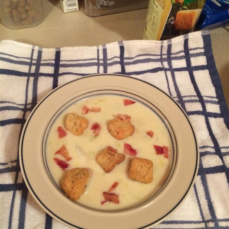 Potato Leek Soup III
