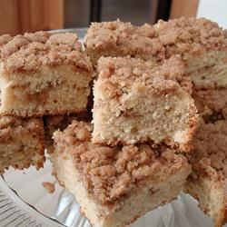 Aunt Anne's Coffee Cake B. Bake