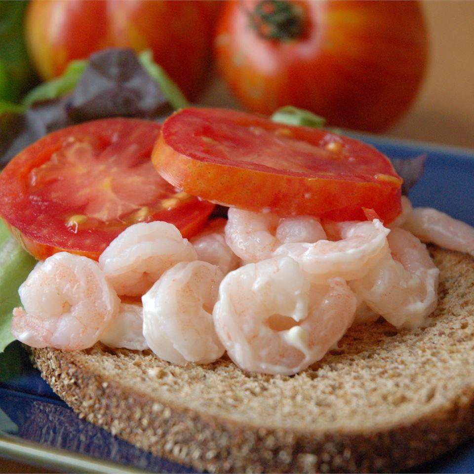 Doris's Shrimp Salad cookin'mama