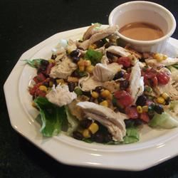 Amy's Barbecue Chicken Salad Jen Ebersohl