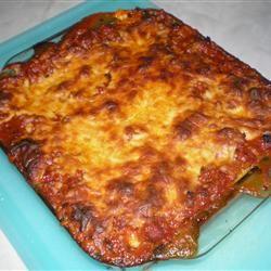 Lazy Lasagna II Andrea McKenzie Vyse