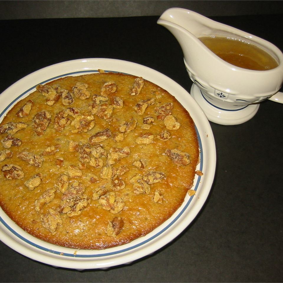 Greek Honey Cake Melindoir