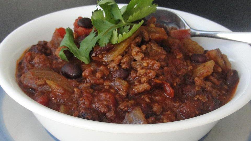 Christina's Slow Cooker Chili