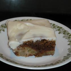 Washington Apple Cake Vivian Hancock