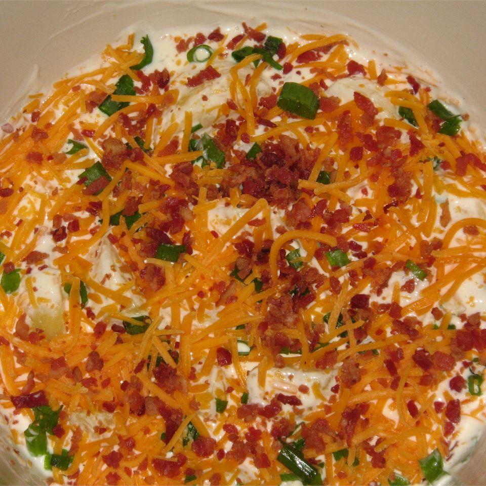 Cheesy Potato Salad