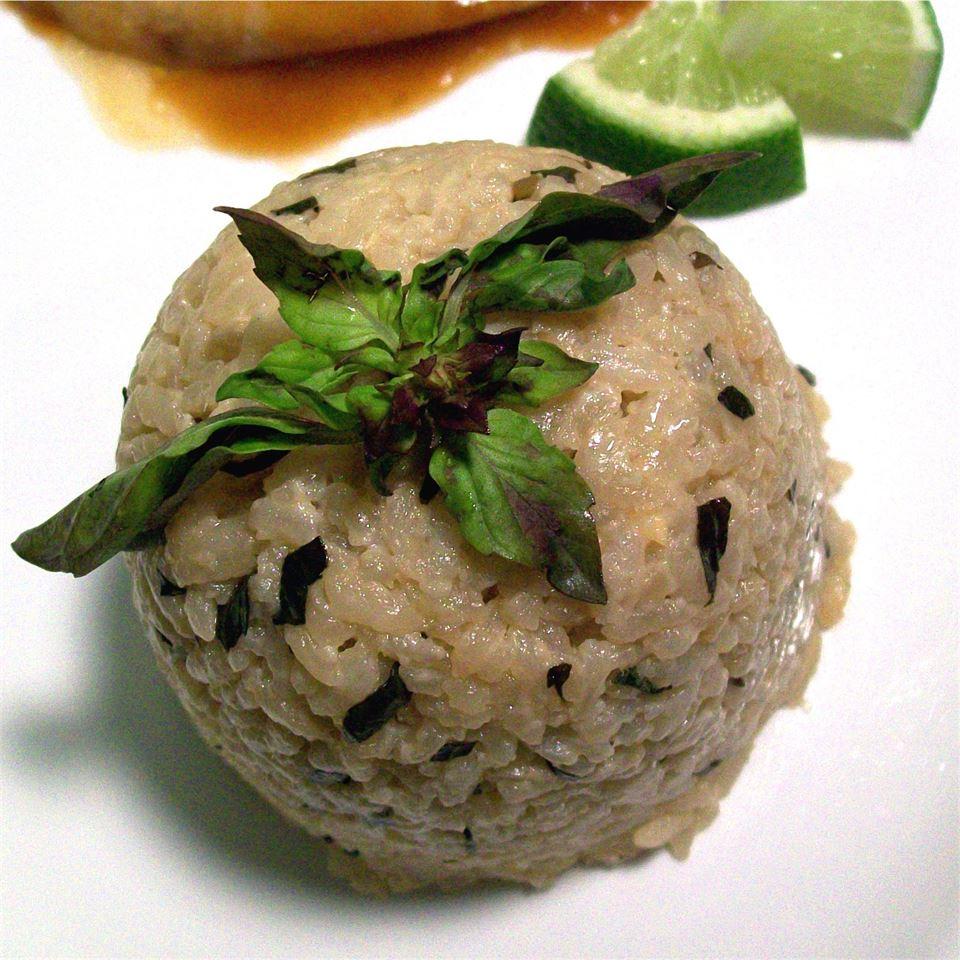 Thai-Style Fragrant Rice