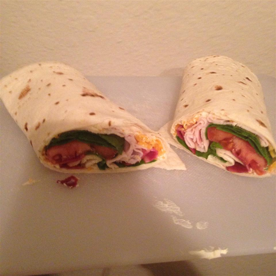 Turkey Wraps