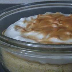 Microwave Chocolate Pie zhou