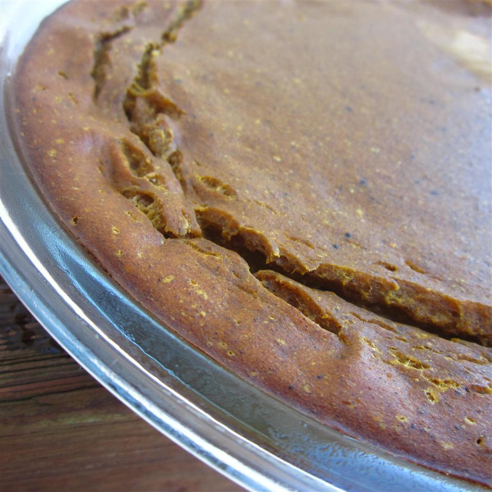 Impossible Pumpkin Pie II pomplemousse