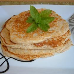 Ricotta Cheese Pancakes Fit&Healthy Mom