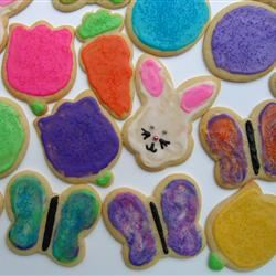 Mary's Sugar Cookies Pat