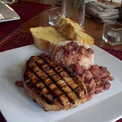 Caribbean Jerk Pork Chops Mrs_LJ