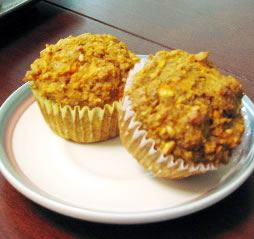 Bran Flax Muffins CINNABUNNY09