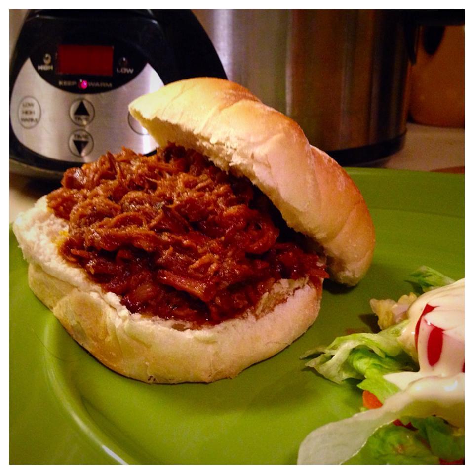 Tasty Slow Cooker Pulled Pork
