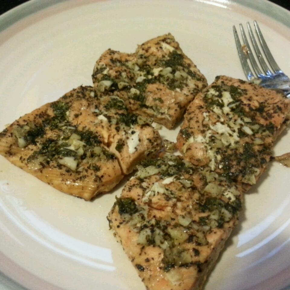Baked Salmon II Trey Goodwin