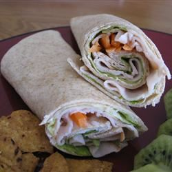 Easy Snack Wraps Dianne