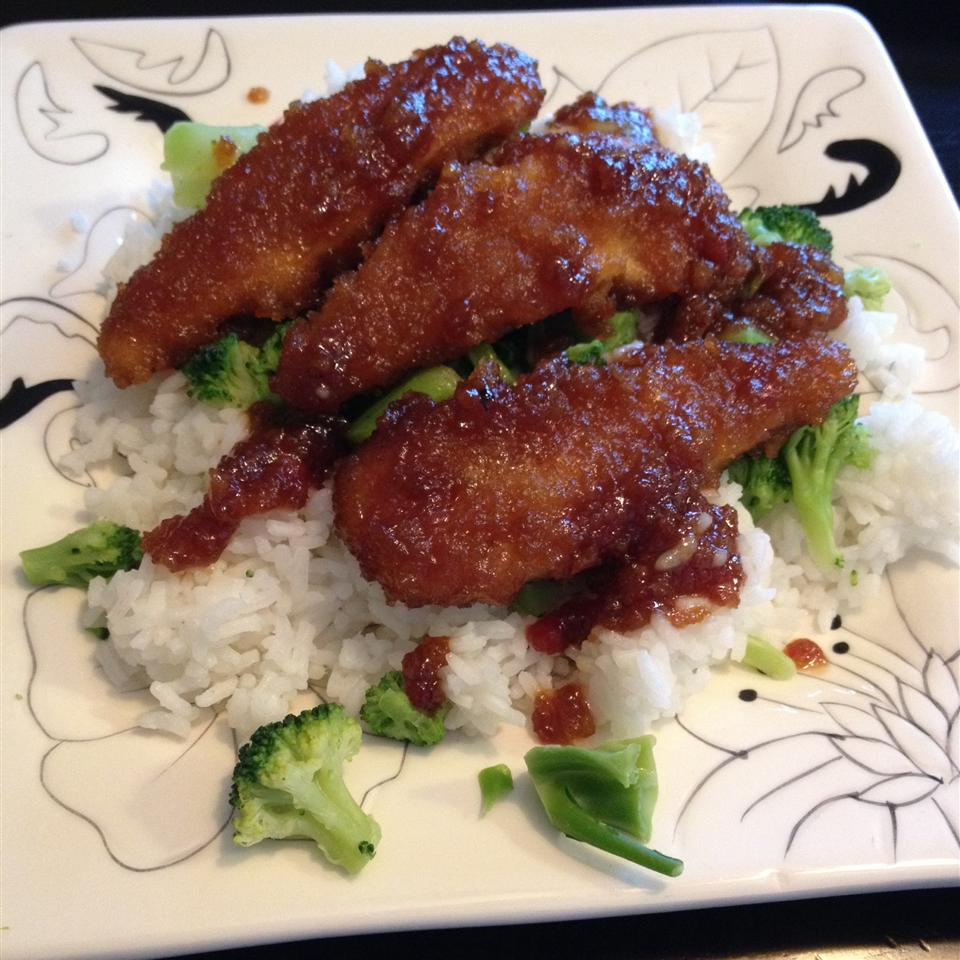 Sweet and Sour Chicken Tenders