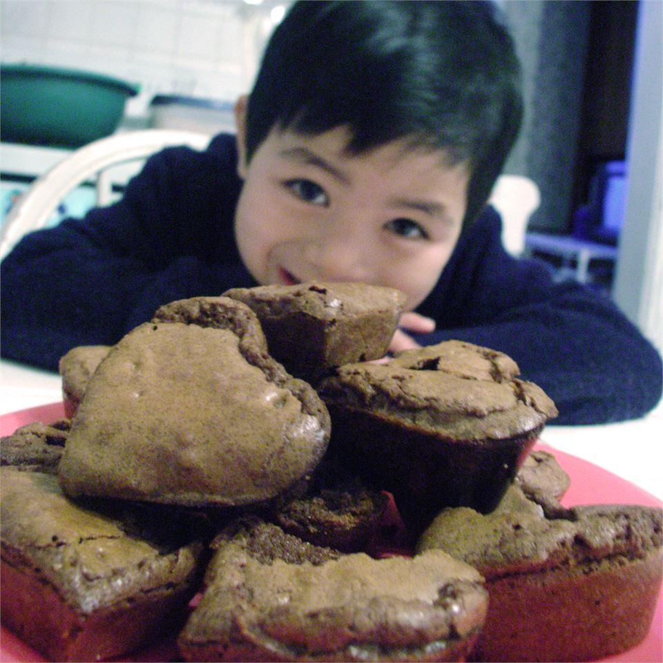 Easy Fudge Brownies SaraStanley
