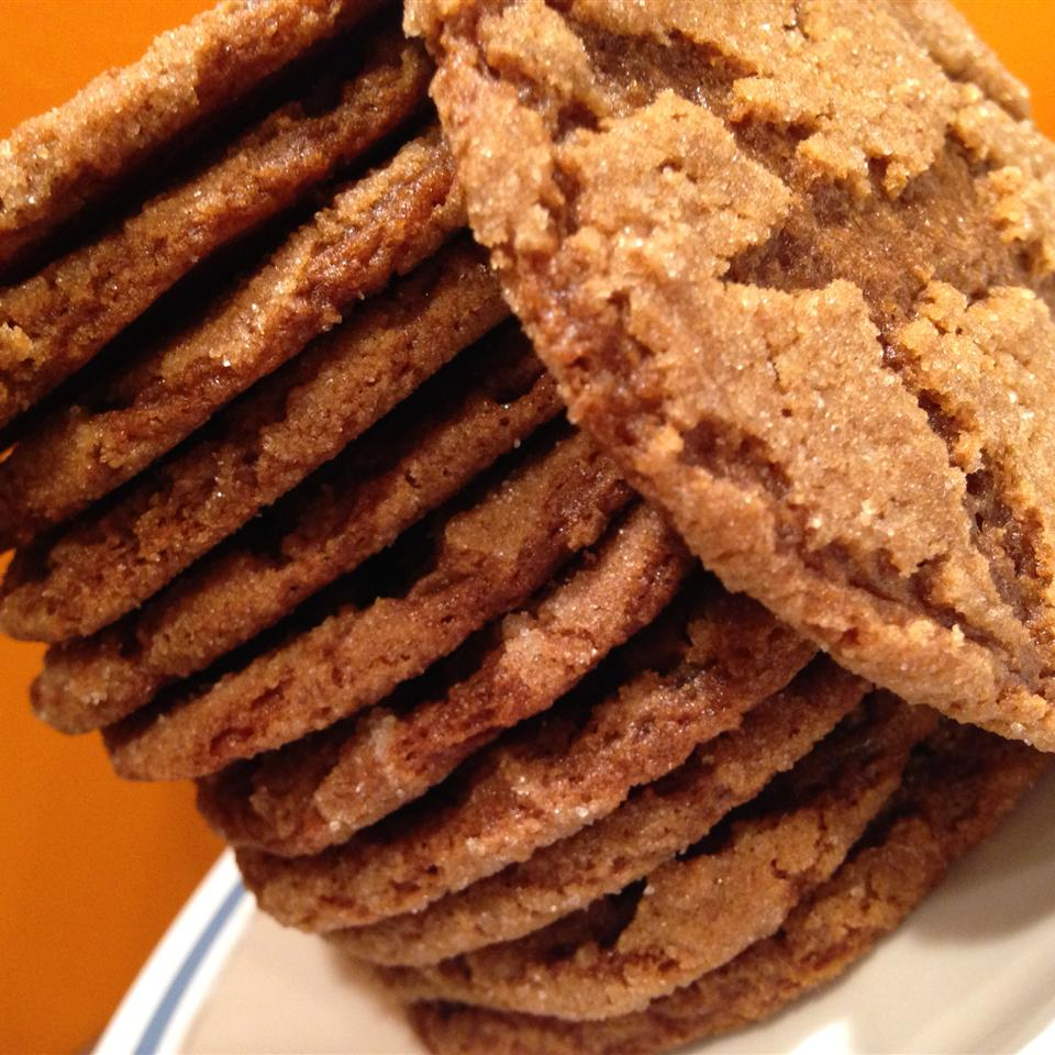 Eloise's Ginger Cookies