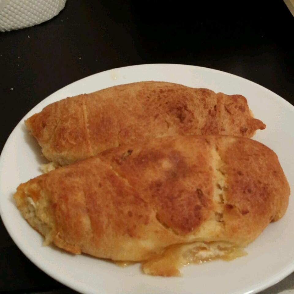 Cheesy Chicken Wraps