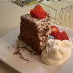Chocolate Angel Food Cake II shayshay27