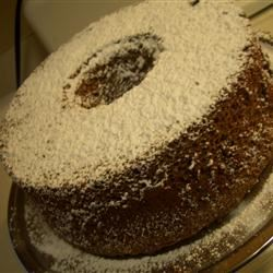 Chocolate Angel Food Cake II veggigoddess