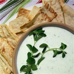 Easy Greek Yogurt Cucumber Sauce
