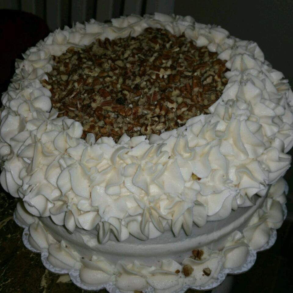 Red Velvet Cake with Cream Cheese Frosting by PAM® catpow