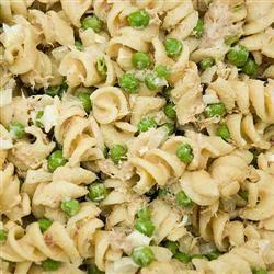 Cold Macaroni and Tuna Salad PhotoDana