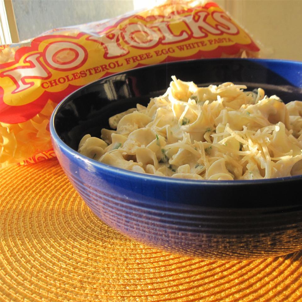 NO YOLKS® Noodles Romanoff