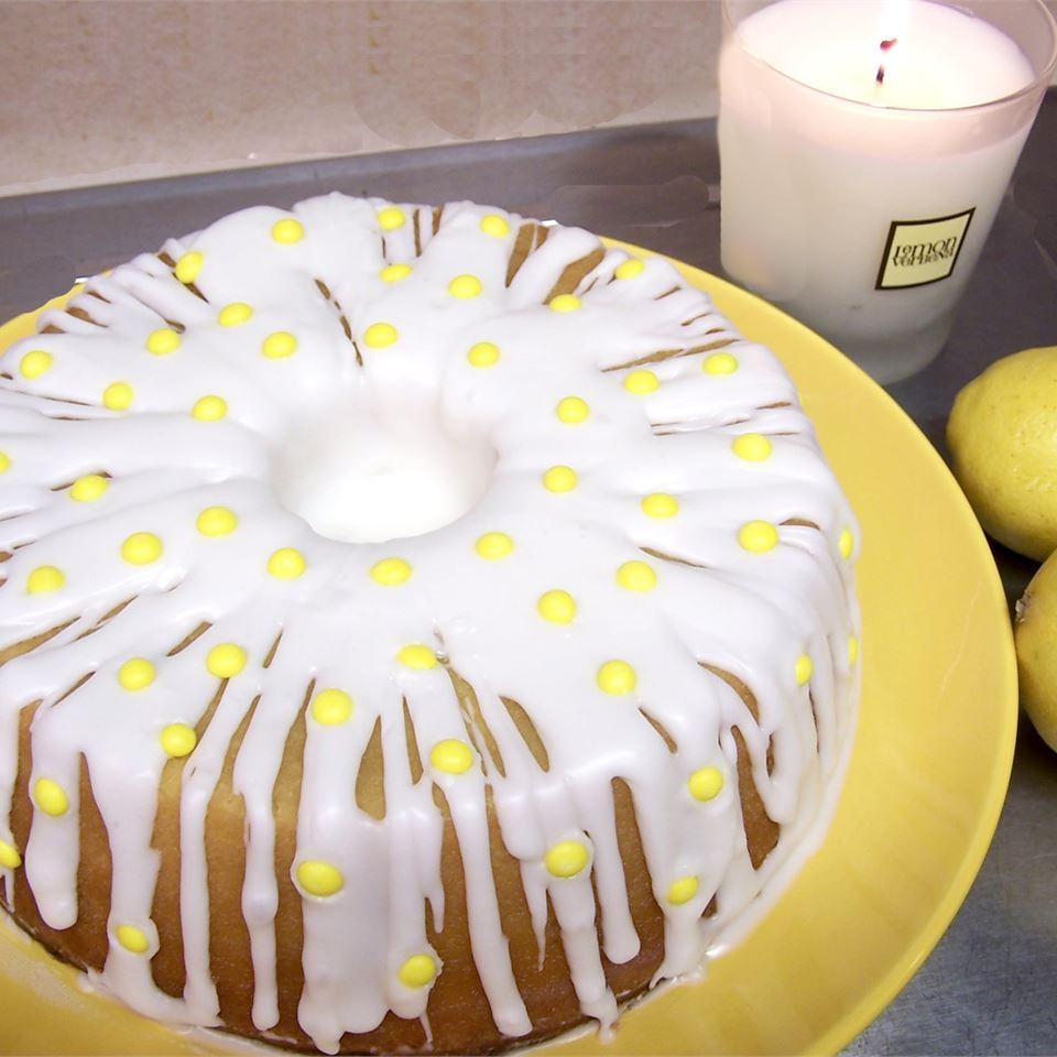 Ultimate Lemon Cake Lissa Metz-Gomez