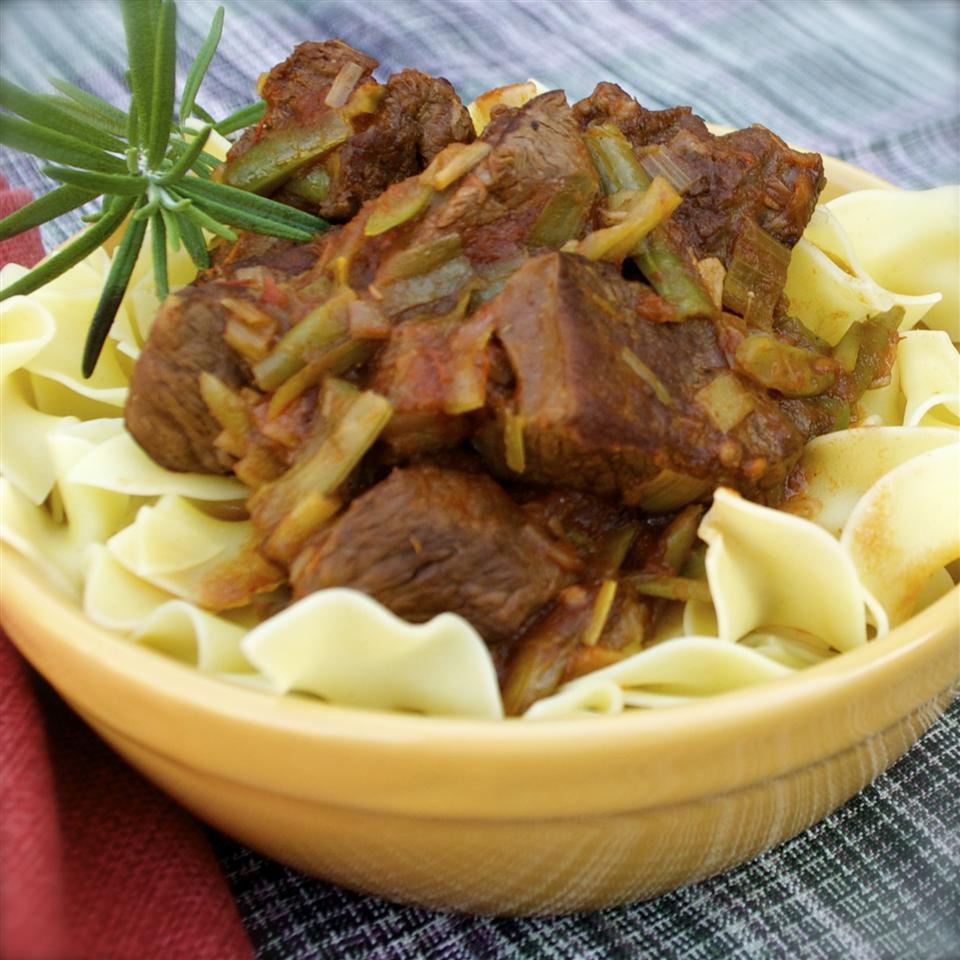 NO YOLKS® Lamb Stew