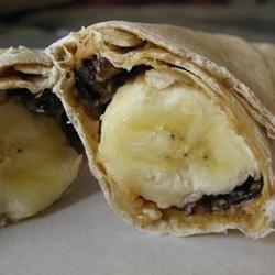 Banana Tortilla Snacks Dianne