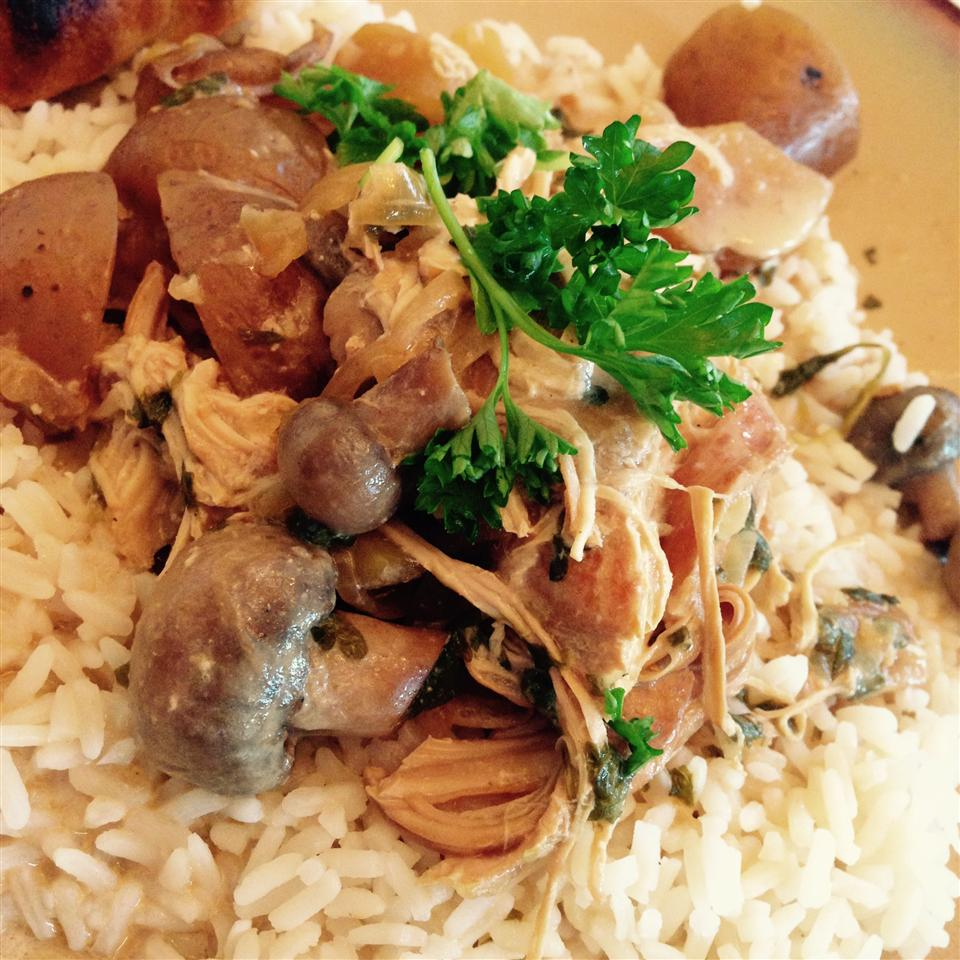 Slow Cooker Parsley Chicken Andrea