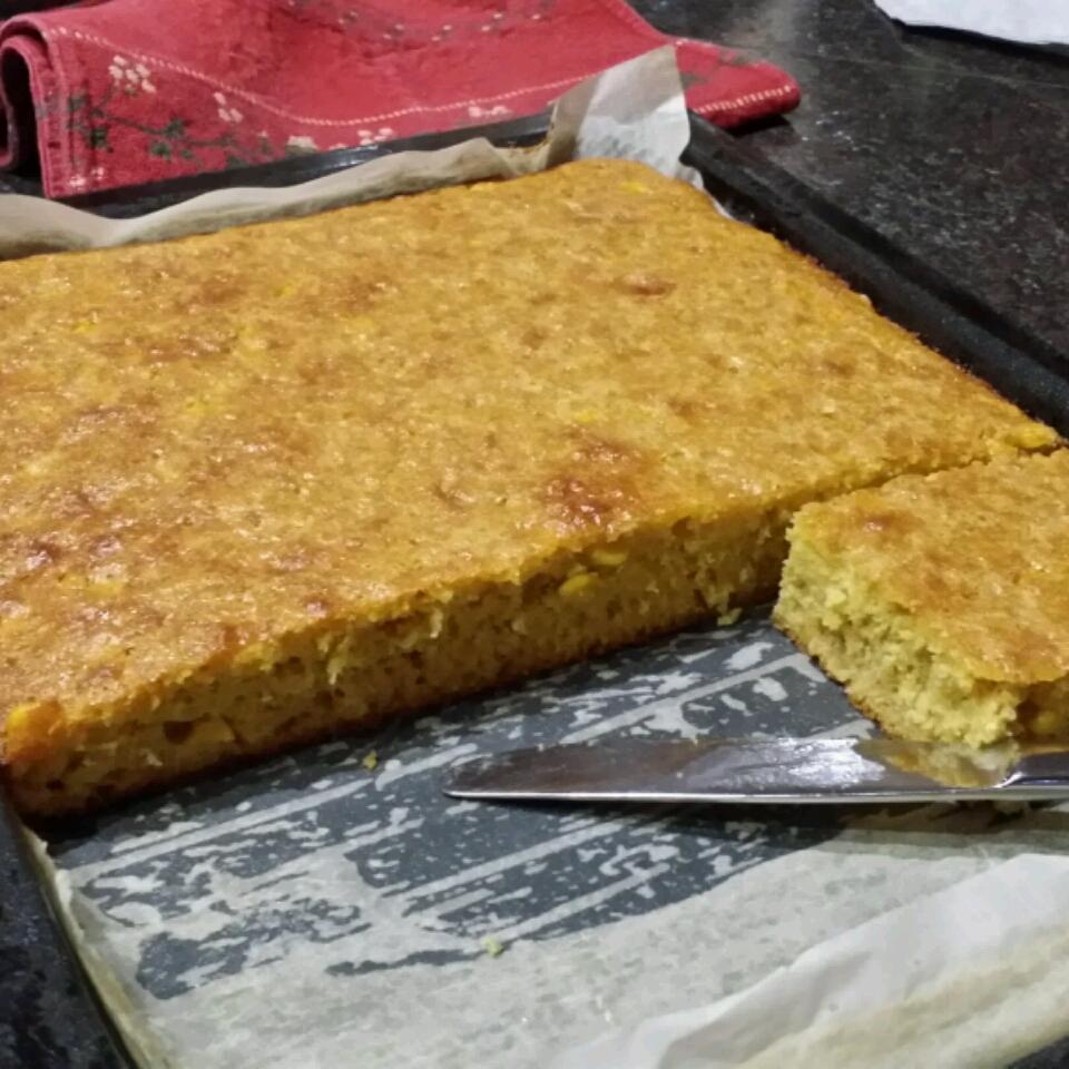 Authentic Mexican Corn Bread Big John