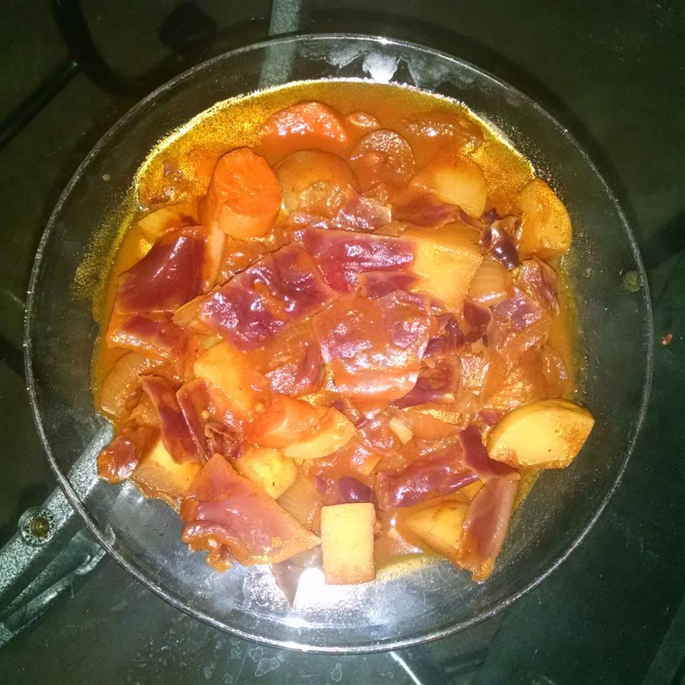 Ethiopian Vegetable Bowl Lori Schreiner