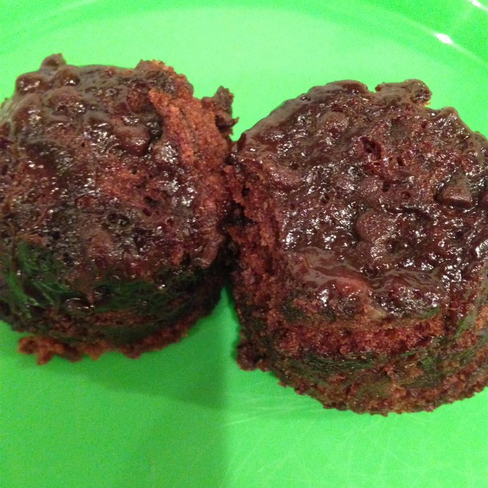 Chocolate Surprise Cupcakes