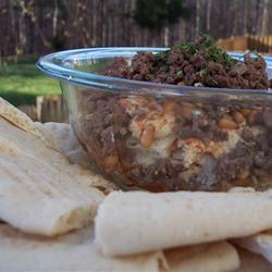 Hummus Casserole pomplemousse