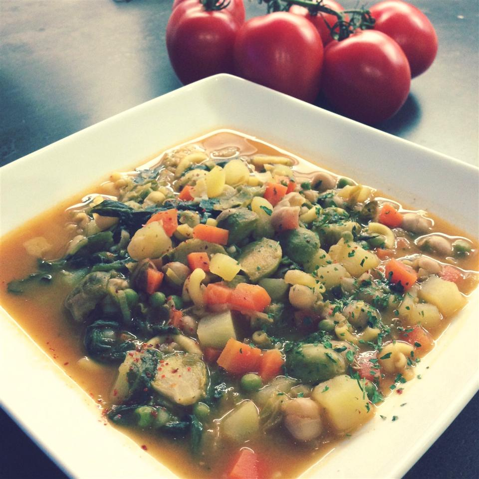 Rosemarie's Italian Style Soup