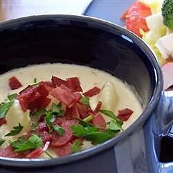 new england clam chowder ii recipe