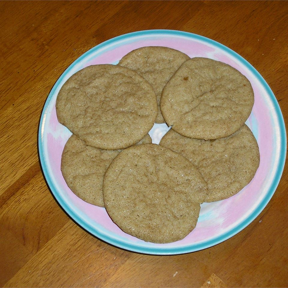 Cinnamon Sugar Butter Cookies I Julie