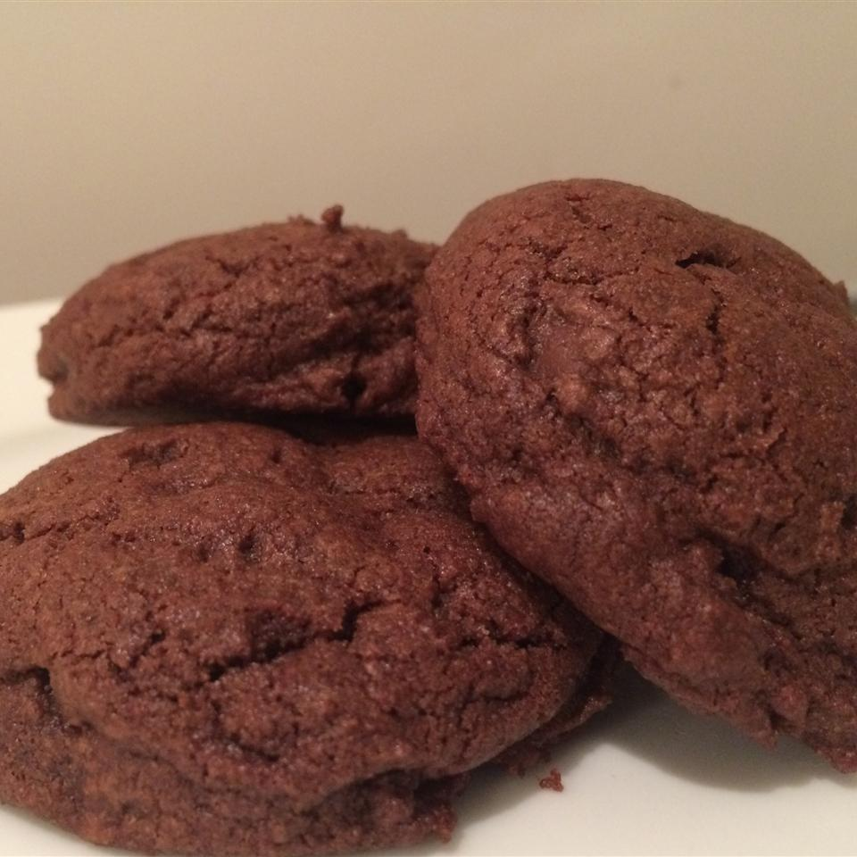 Chocolate Duet Cookies