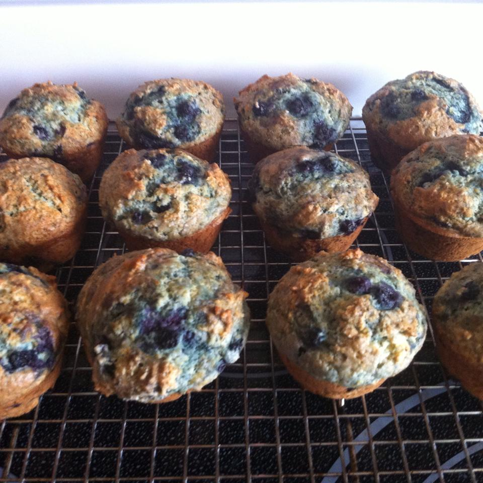 Chef John's Blueberry Muffins Anne Hartikainen-Pouru